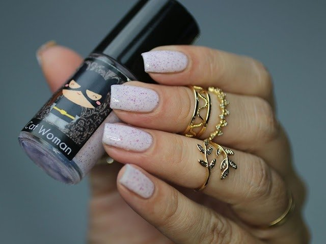Esmalte EDK Marvel and DC Comics Cat Woman