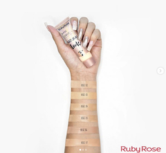 Base Natural Look Bege 4 set x 6 u con tester (HB8051-B4) - Ruby Rose en internet