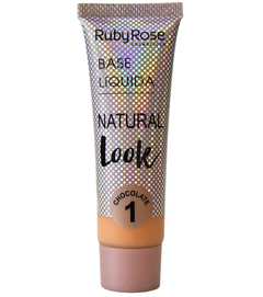 Base natural look chocolate 1 - Ruby Rose (HB8051c1)