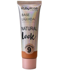 Base natural look chocolate 9 - Ruby Rose (HB 8051c9)