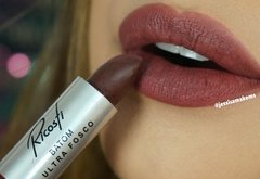 Labial en barra ultra matte Chocolate - Ricosti