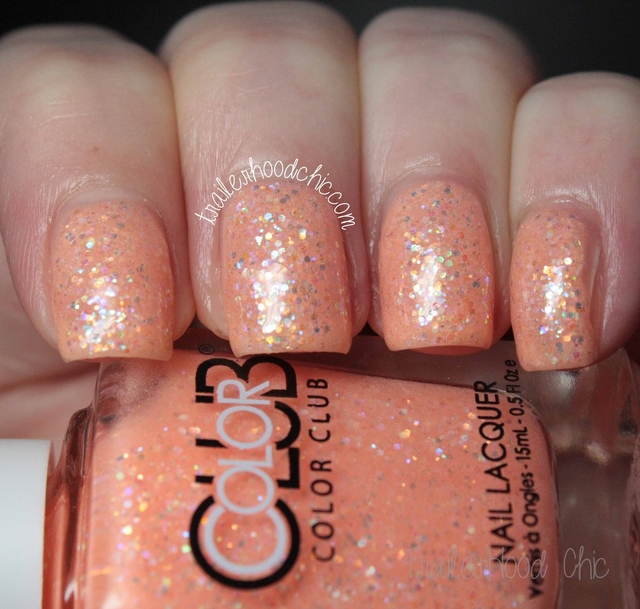 Esmalte Color Club Brilla en la oscuridad Call of the disco ball
