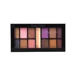Mini paleta de sombras Culture - Ruby rose (HB9985-9)