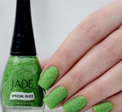 Esmalte Jade Special Glitz Sands Collection Arenado Detoxi en internet