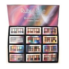Mini paleta de sombras Culture - Ruby rose (HB9985-9) - comprar online