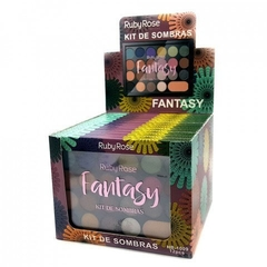 Display paleta de sombras Fantasy - (HB1009)