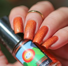 Esmalte EDK Fire Flower 5 ml.