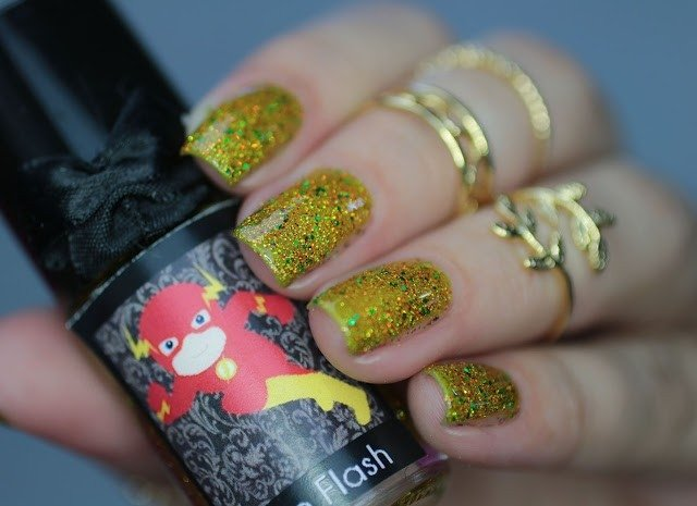 Esmalte EDK Marvel and DC Comics The Flash - comprar online