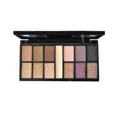 Mini paleta de sombras Freedom - Ruby Rose (HB9985-2)