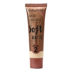 Base soft matte bege 2 - Ruby Rose (HB8050-2)