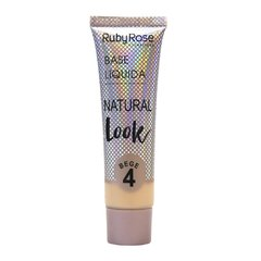 Base natural look bege 4 - Ruby Rose  (HB8051)