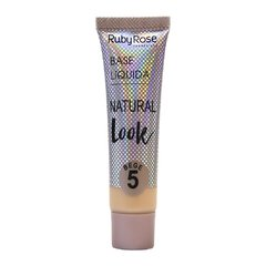 Base natural look bege 5 - Ruby Rose (HB8051