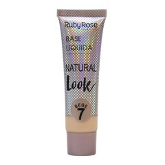 Base natural look bege 7 - Ruby Rose (HB8051)
