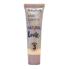 Base natural look nude 3 - Ruby Rose