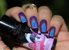 Esmalte My Little Pony Twilight Sparkle by Esmaltes Brasileros