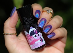 Esmalte My Little Pony Twilight Sparkle by Esmaltes Brasileros - tienda online