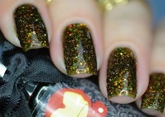 Esmalte EDK Marvel and DC Comics Iron Man