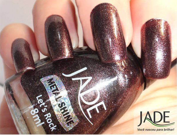 Esmalte Jade Metal Shine Lets Rock en internet