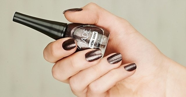 Esmalte Jade Metal Shine Lets Rock