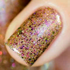 Esmalte Penelope Luz Deluxe Love is treasure