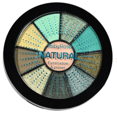 Mini paleta de sombras Natural (HB99864)