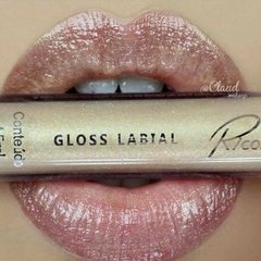 Gloss labial ouro fashion - Ricosti