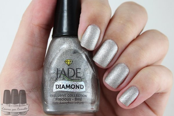 Esmalte Jade Diamond Matte Illusion Precious en internet