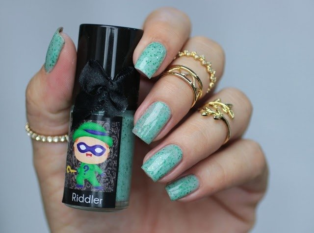 Esmalte EDK Marvel and DC Comics Riddler - comprar online