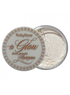 Polvo iluminador To Glow pretty - Ruby Rose (HB7227)