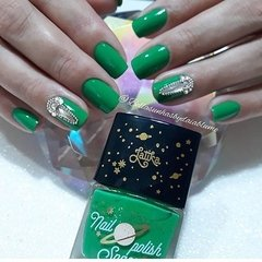 Esmalte Space Green - Latika
