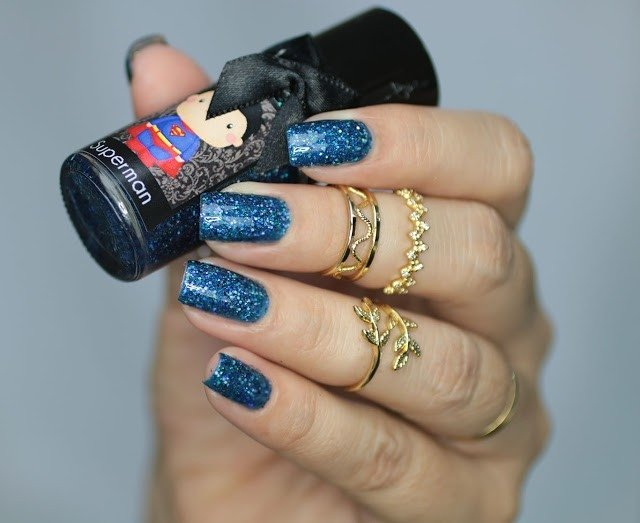 Esmalte EDK Marvel and DC Comics Superman - comprar online