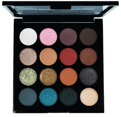 Paleta de sombras The hypnotic - Ruby Rose (HB 1024) en internet