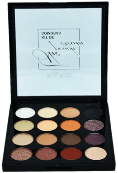 Paleta de sombras The peach cream - Ruby Rose (HB1023) - comprar online