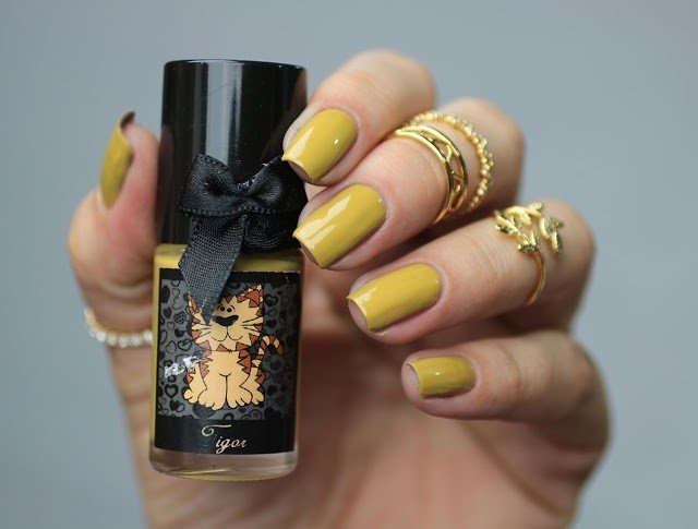 Esmalte EDK Love Animals Tigor