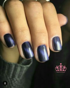 Esmalte semipermanente cat eyes -  Purple
