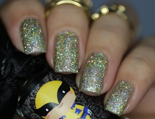 Esmalte EDK Marvel and DC Comics Wolverine