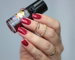 Esmalte EDK Marvel and DC Comics Wonder Woman - comprar online