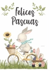 CARTEL FELICES PASCUAS