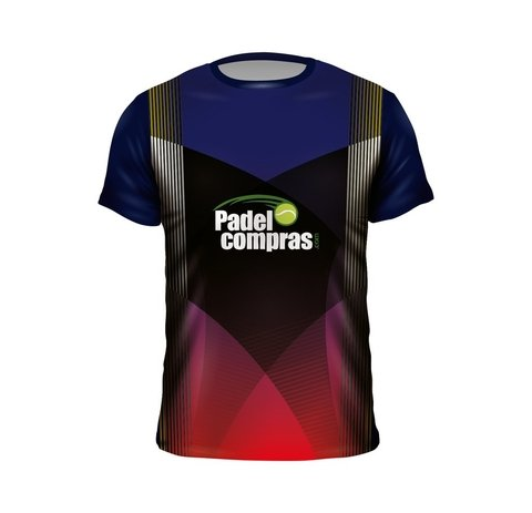 CAMISETA PADEL ART. 11003