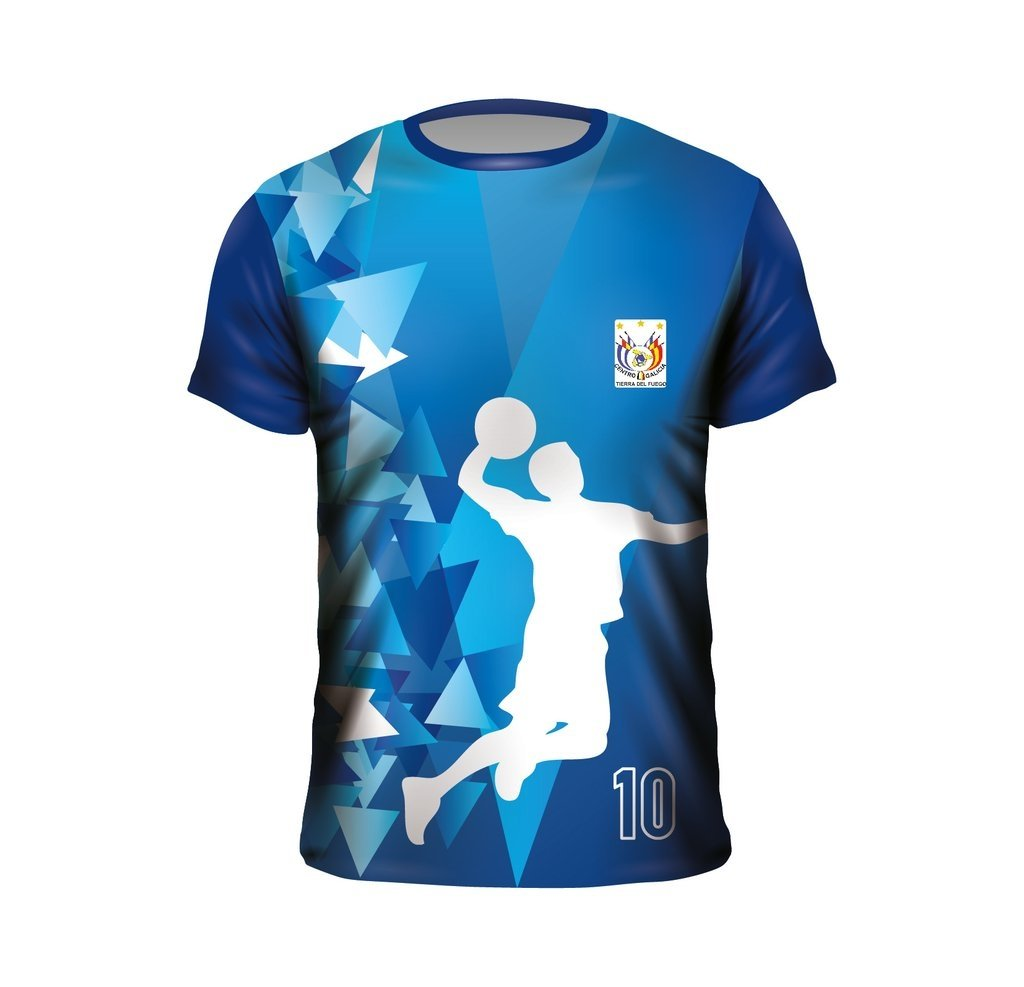 CAMISETA HANDBALL ART. 3008