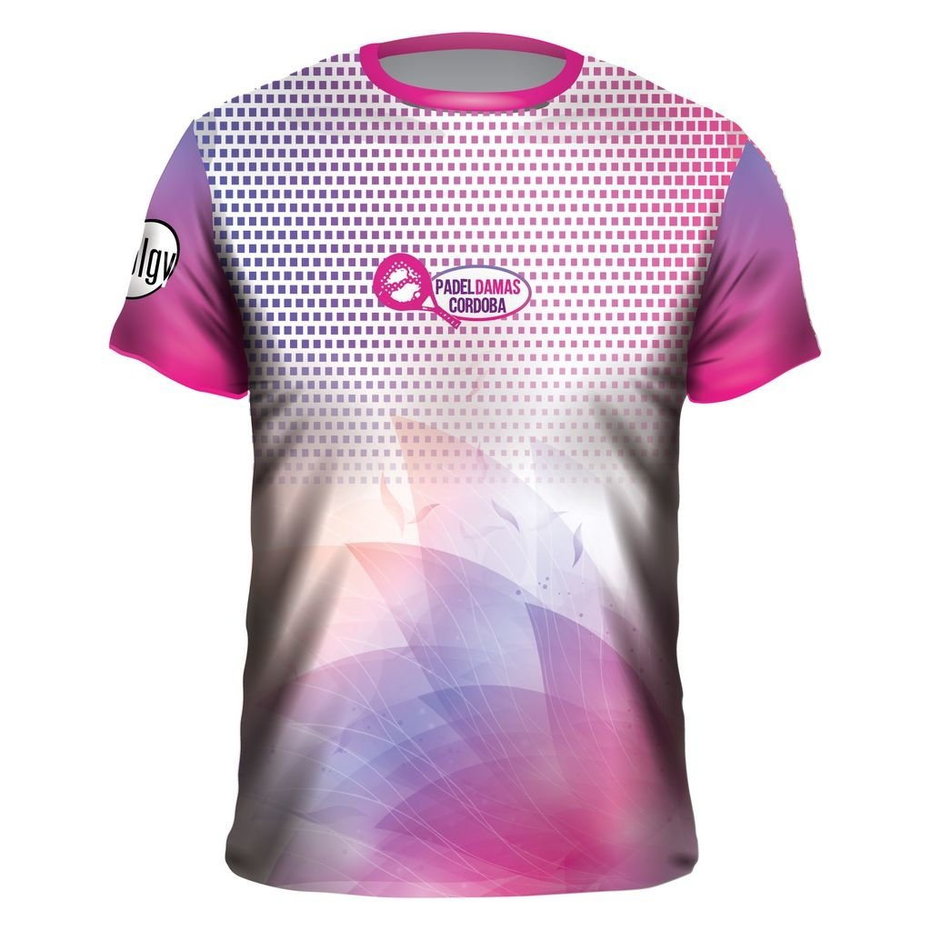 CAMISETA PADEL ART. 11014