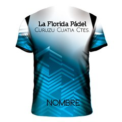 CAMISETA PADEL ART. 11020
