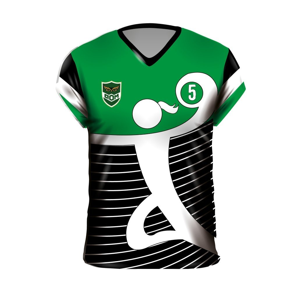 CAMISETA HANDBALL ART. 3002