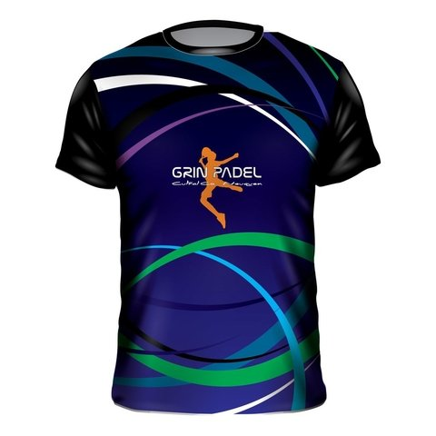 CAMISETA PADEL ART. 11007