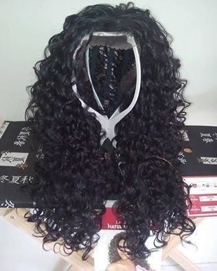 ENCOMENDA! Freetress Equal Natural Hairline Lace Front Wig - KIMORA - comprar online