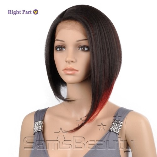 ENCOMENDA! Janet Collection W Part Synthetic Lace Front Wig - HESTINA - Divas Wig
