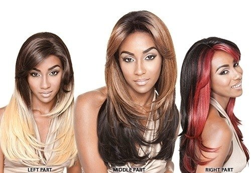 ENCOMENDA! Isis Brown Sugar Human Hair Blend Silk Lace Wig - BS603 (4X4 Full Lace Front) - comprar online