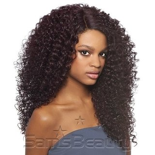 ENCOMENDA! Outre Synthetic L Part Lace Front Wig - DOMINICAN CURLY - Divas Wig