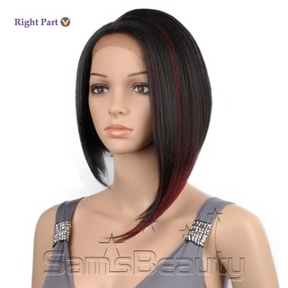 ENCOMENDA! Janet Collection W Part Synthetic Lace Front Wig - HESTINA