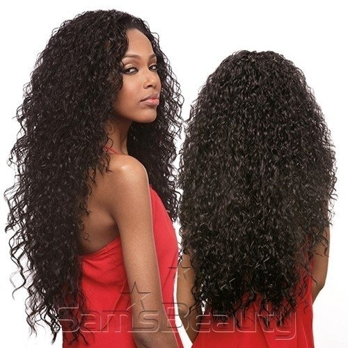ENCOMENDA! Synthetic Hair Half Wig Vanessa Express Super Weave - LAS MOGAN na internet